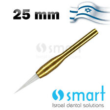 Dental Soft Tissue Trimmer Surgical Ceramic Precise Cuts 25 Mm Next Israel Bur