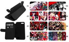 Persona 5 Ann Leather Black Phone case for iPhone 11 Pro XR XS MAX 8 PLUS 7