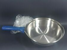 """New Walkaway Air Core Thick Stainless Steel 10.5"""" Skillet Frying Pan Cookware"""