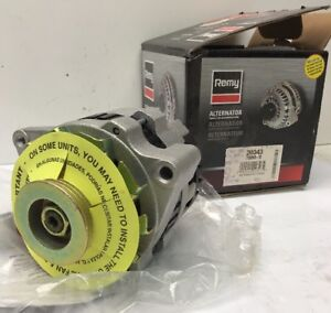 Remanufactured REMY Alternator #20343, Chevy Astro, Chevy S,T Series Pickup