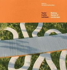 Taylor Cullity Lethlean: Making Sense of Landscape, , , Very Good, 2014-05-01,