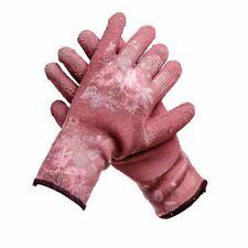 Garden Girl Thermal Weeding Glove Classic Cherry