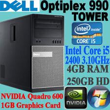 Dell OptiPlex 990 USB 2.0 Hardware Connectivity Desktop & All-In-One PCs