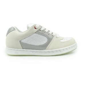 éS ES Accel OG 25th Anniversary Limited Edition Silver Mens Skate Trainers New
