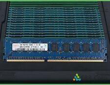 EXC Matching Lot 35 1GB Hynix PC3 8500E DDR3 1066 ECC Unbuffered Memory RAM