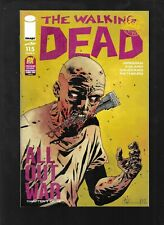 The Walking Dead 115 2013 IMAGE Variant Cover D New York Comic Con vf-nm