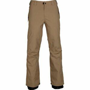 686 Men's Standard Shell Insulated Pant Khaki - Size Med 2019 Brand New