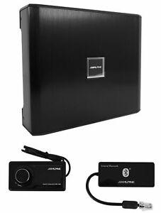 Alpine PXE-X09 Digital Signal Sound Processor w/Bluetooth+Wireless Tuning+Remote