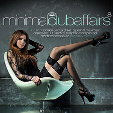 CD Minimal Club Affairs Volume 8 von Various Artists  2CDs