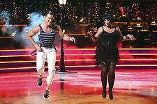 DANCING WITH STARS DWTS TV SHOW KIRSTIE ALLEY MAKSIM CHMERKOVSKIY PHOTO 8x10