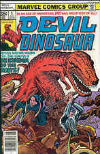 Devil Dinosaur # 5 (Jack Kirby) (usa 1978)