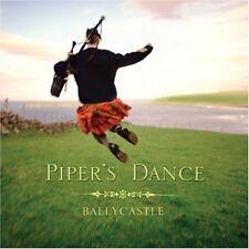 PIPER'S DANCE  BALLYCASTLE  CELTIC COLLECTION  MUSIQUE CELTIQUE CD  IMPORT  RARE