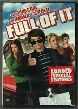 FULL OF IT new dvd KATE MARA CRAIG KILBORN TERI POLO CARMEN ELECTRA AMANDA WALSH