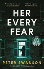 Her Every Fear By Peter Swanson. 9780571327126