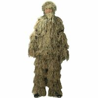 Ghillie Suit Camo Suit Outdoor Game Military Hunting and Shooting Clothing