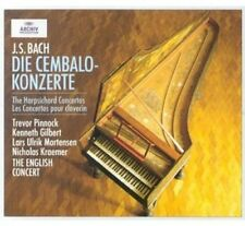Bach: The Harpsichord Concertos - Import