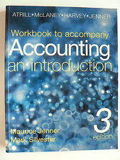 WORKBOOK TO ACCOMPANY ACCOUNTING: AN INTRODUCTION  3RD ED.