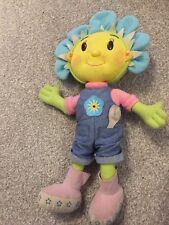 "Fifi Forget Me Not & The Flowertots Talking 16"" FIFI Soft Plush Toy Doll 39cm"