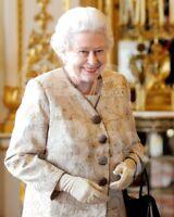 Queen Elizabeth II 10x8 Photo