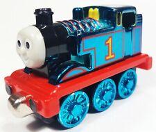 Mattel/Fisher Price Take N Play Thomas Metallic Blue Special Metal Die Cast