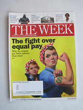 The Week V14 N665 - The Fight Over Equal Pay - April 25 2014