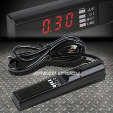 PROGRAMMABLE UNIVERSAL PEN STYLE LED DIGITAL DISPLAY PSI AUTO IDLE TURBO TIMER