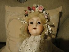Antiker Haarschmuck Haarkranz für die antike Puppe