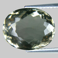 5.09 Ct  Top Luster Oval Shape Smoky  Green Color Natural Mozambique Tourmaline