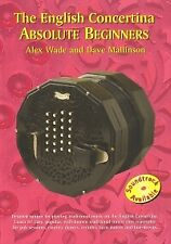 ENGLISH CONCERTINA ABSOLUTE BEGINNERS Wade & Mally