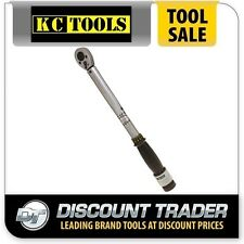 "KC Tools 3/8"" Drive Torque Wrench 20-110 Nm 15-80 Ft-Lbs - H49"
