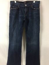 7 For All Mankind Bootcut Women's USA Sz 31 (33x31 actual) Med Wash E105