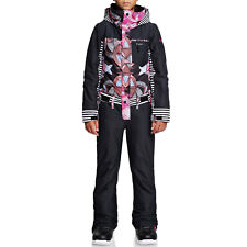 Roxy Formation Girl Suit Snow Suit Ski Suit Schnee-Overall Suit Overall New