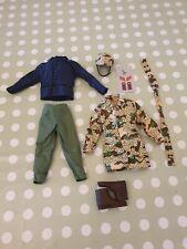 vintage action man 40th anniversary  german fallschirmjäger para outfit mint!
