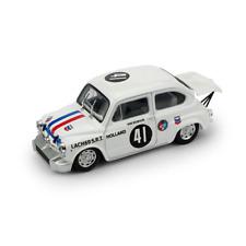 FIAT ABARTH 1000 N.41 ZANDWOORT TROPHY 1969 1:43 Brumm Auto Competizione