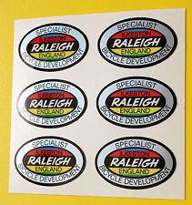 Raleigh Estilo Clásico' Specialist BICICLETA Development' metálico