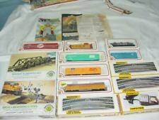 "Vintage BACHMANN Train Set ""American Eagle"" Complete! NEW! NOS!"
