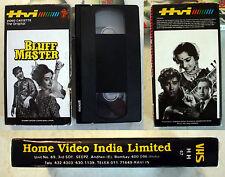 VHS: Bluff Master: Hindi rare tape Home Video India Limited bollywood