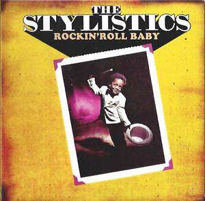 Stylistics - Rockin' Roll Baby      new cd