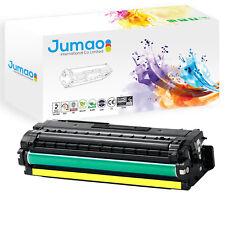Toner cartouche type Jumao compatible pour Samsung CLX 6260FD, Jaune 1500 pages