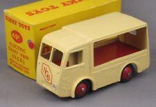 Vintage 1950's Dinky 491 NCB Electric Dairy Van Mint & Boxed Original Beauty