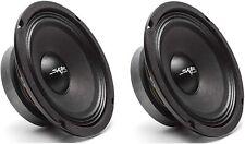 New listing (2) New Skar Audio Fsx65-4 6.5-Inch 4 Ohm 300W Max Car Pro Audio Speakers - Pair