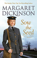 MARGARET DICKINSON __ SOW THE SEED __ 'A' FORMAT __ BRAND NEW __ FREEPOST UK