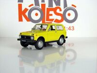 New Vaz-2121 Niva USSR Soviet Auto Legends Diecast Model DeAgostini 1:43 #12