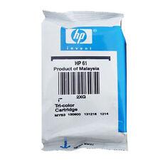 1Pack Genuine HP 61 Tri-color Ink Cartridge  CH562W High Yield DeskJet 1000