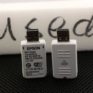 Wireless LAN Card EPSON ELPAP10 USB Wi-Fi Adapter for EPSON Projector