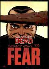 2013 The Walking Dead Comic Book 2 Something To Fear Negan Reprint Part 2 #STF8