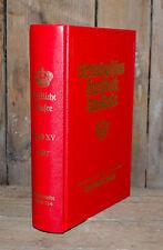 1997 Genealogisches manuale di principeschi CASE BD XV volume 114 FRANKE