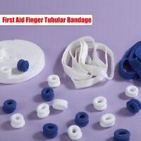 10pcs Tubular Finger Cot Bob Buddies Protective Catering Dressing  Bandage New