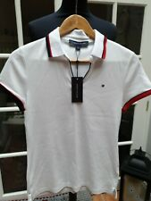 LADIES POLO TOP. BNWT. TOMMY HILFIGER. SMALL