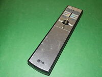 LG TV Remote Control Unit  6710V00136G Official Silver Genuine
